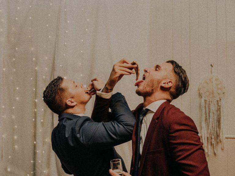 Fun with Food at a Brisbane Wedding Event