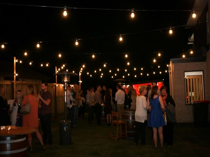 Back yard Catering Event
