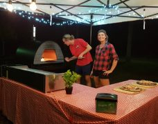 Wood Fired Pizza Catering Brisbane