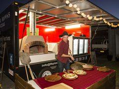 Mobile Pizza Truck Service