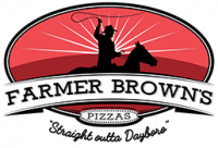 Farmer Browns Pizza Logo